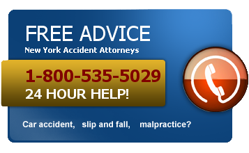 Free Advice - Slip and Fall Accident Attorney NYC
