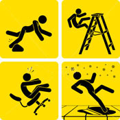 Slip and Fall Accidents or Trip and Fall Injuries Lawyer